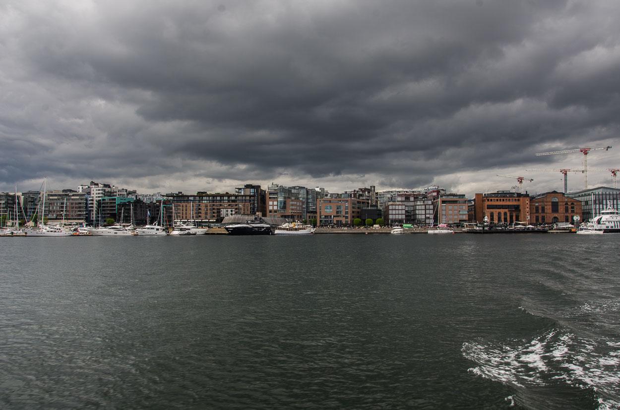 Oslo...