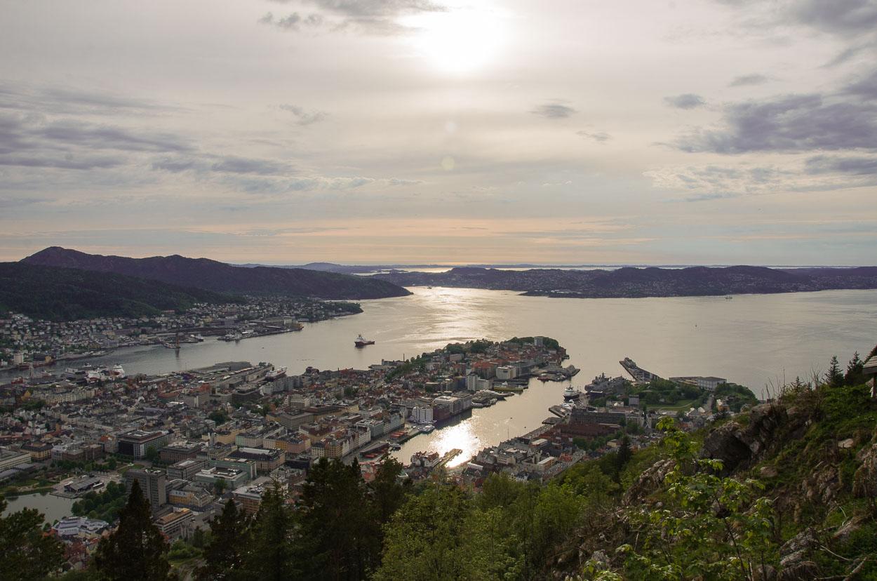 Bergen...