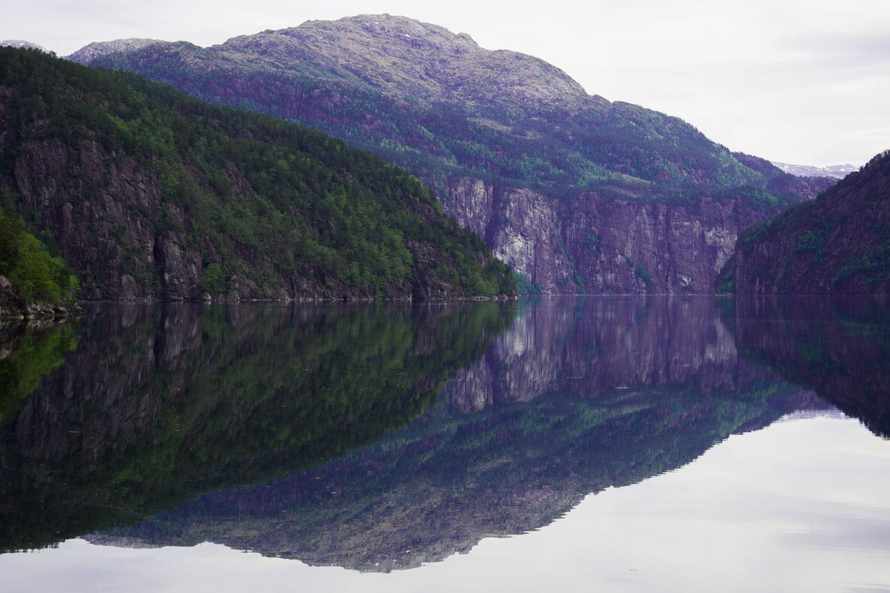 Fiordo di Bergen...