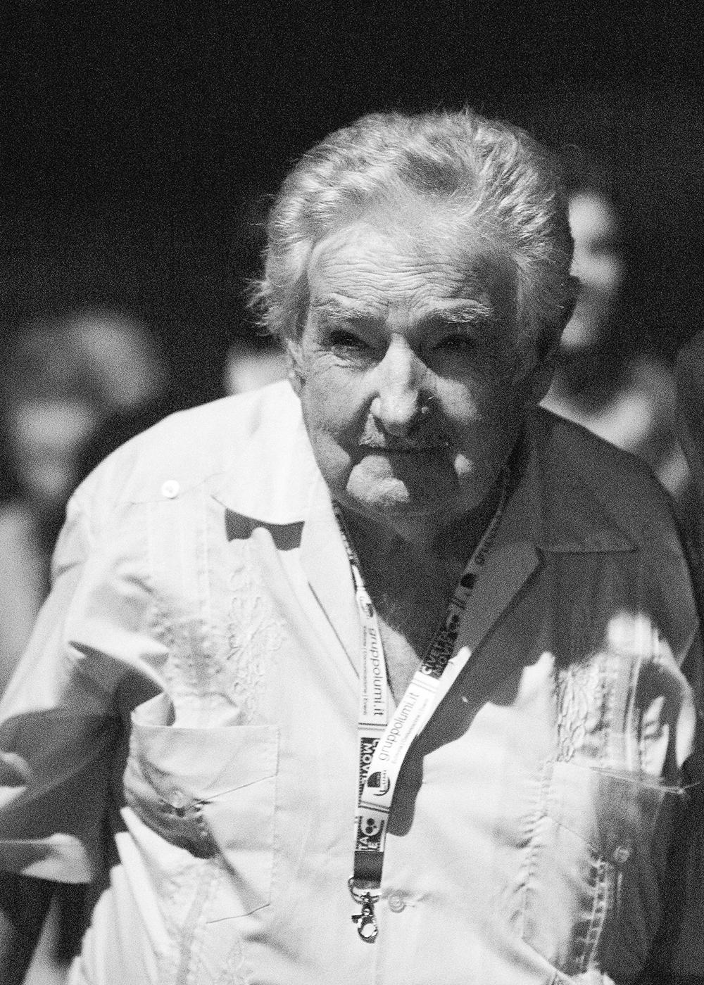 """José """"Pepe"""" Mujica..."""