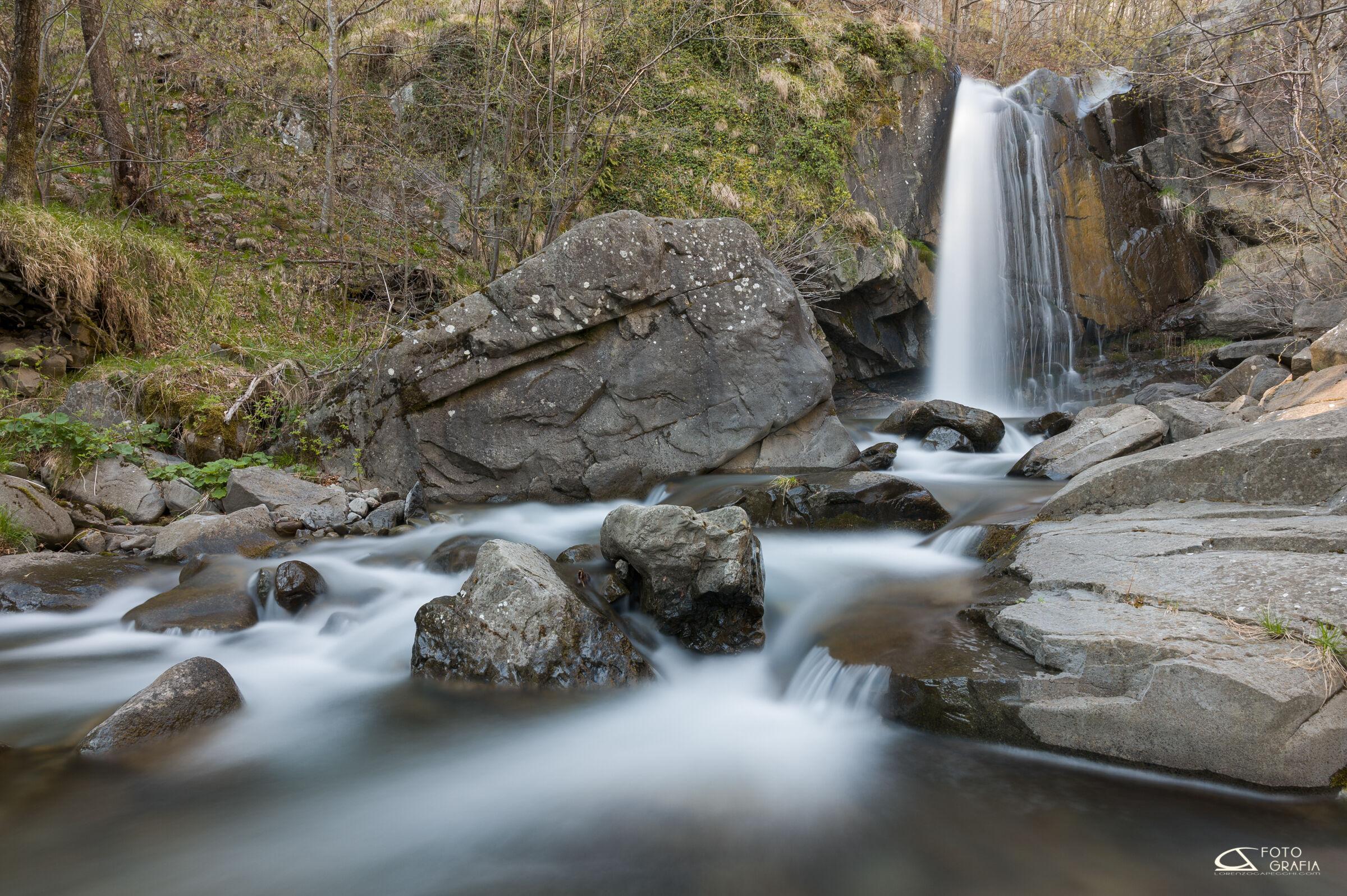 Verdian Waterfall...