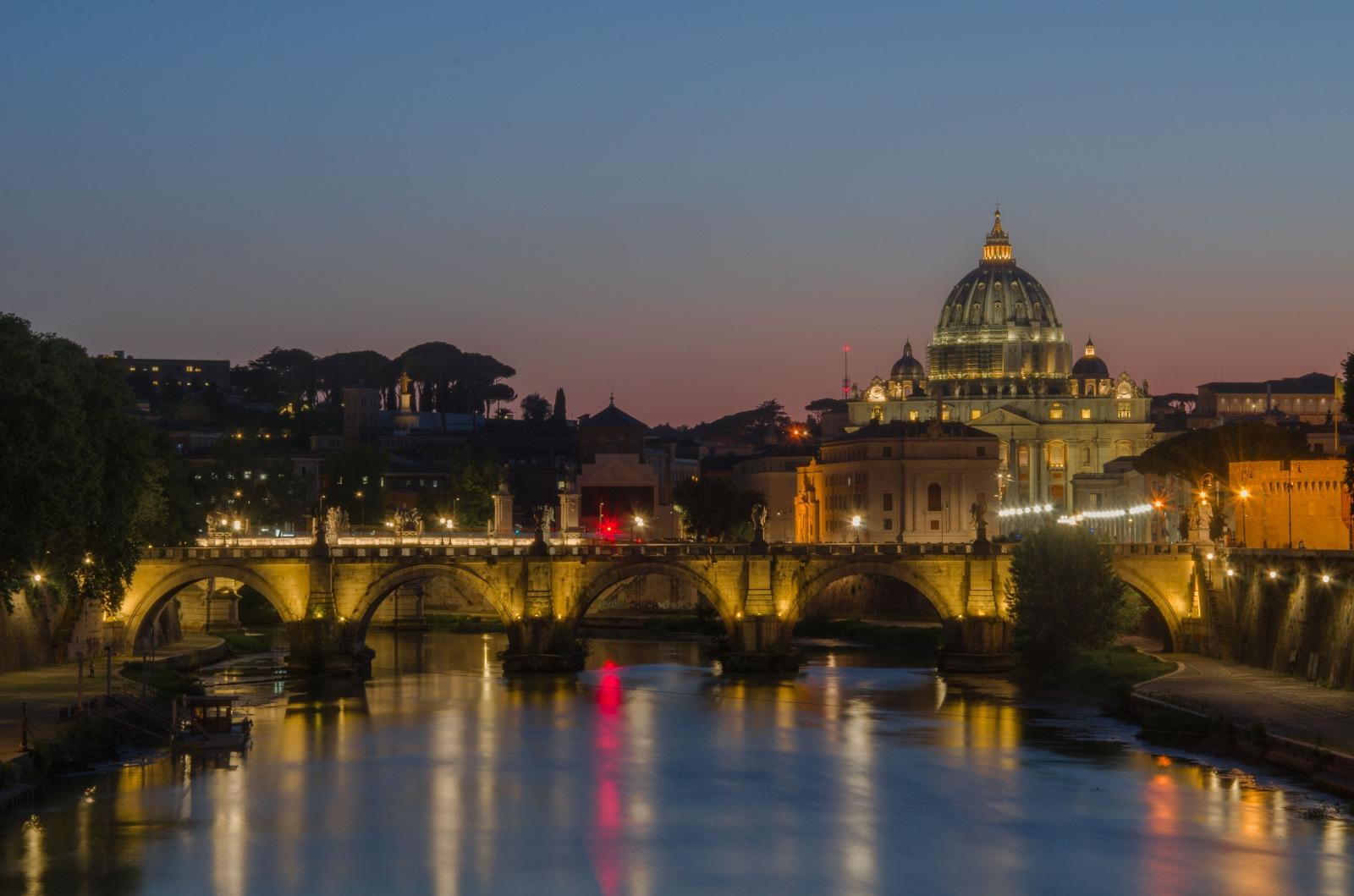 Roma è qui che vi aspetta!...