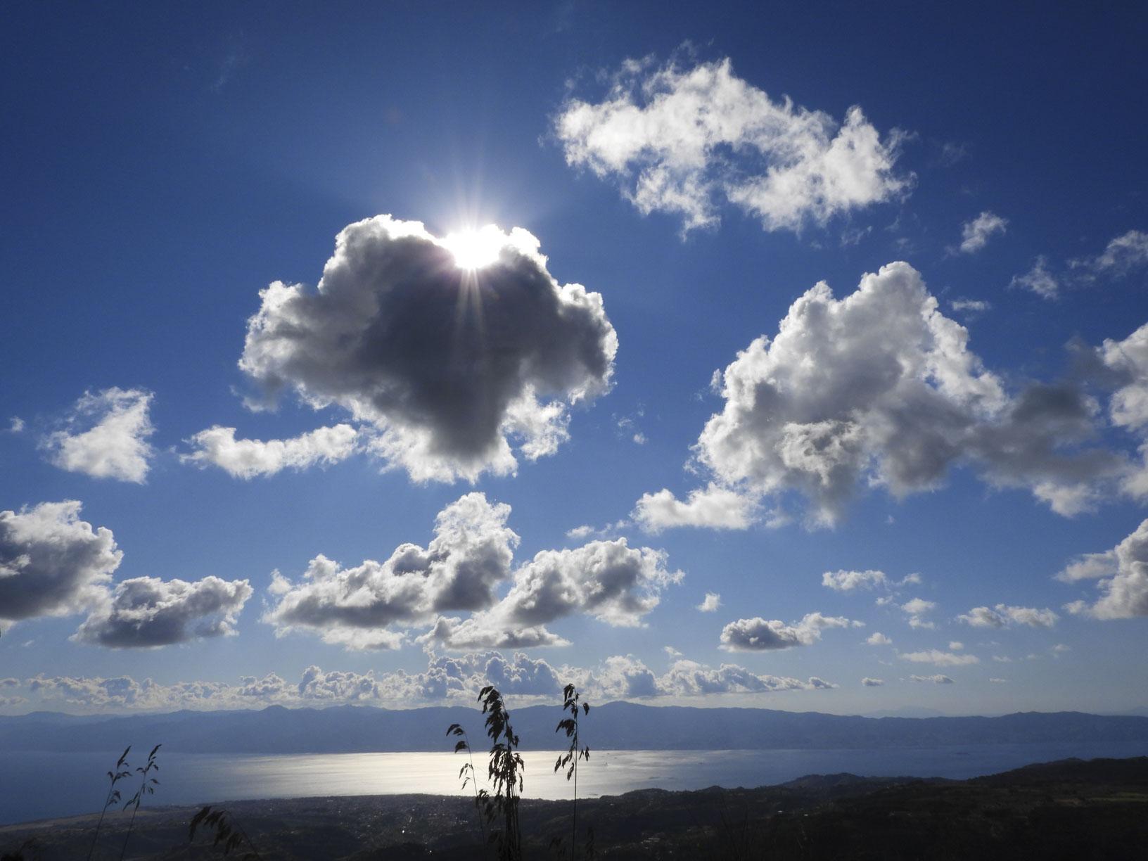 Clouds......