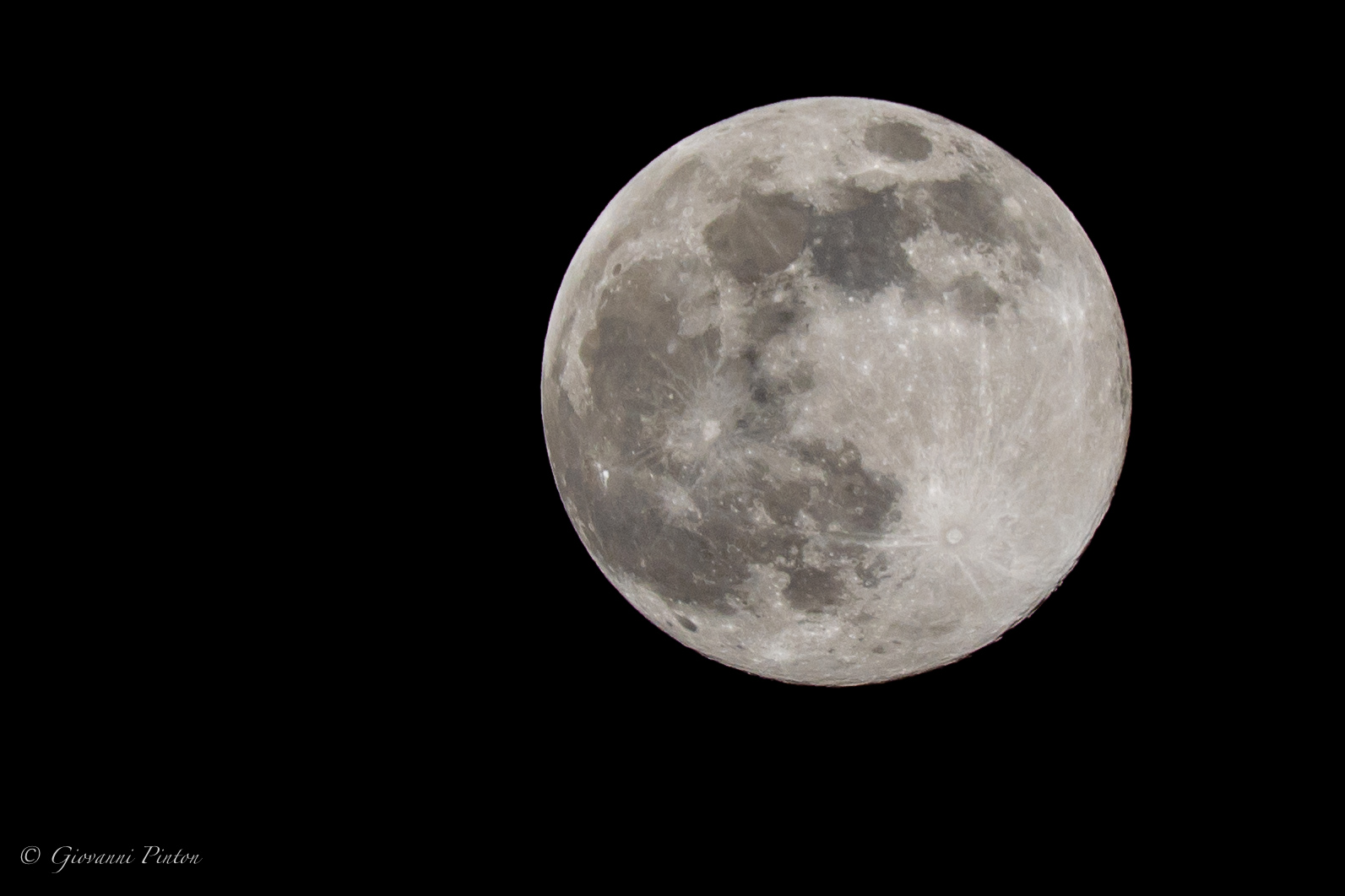 April Full Moon...