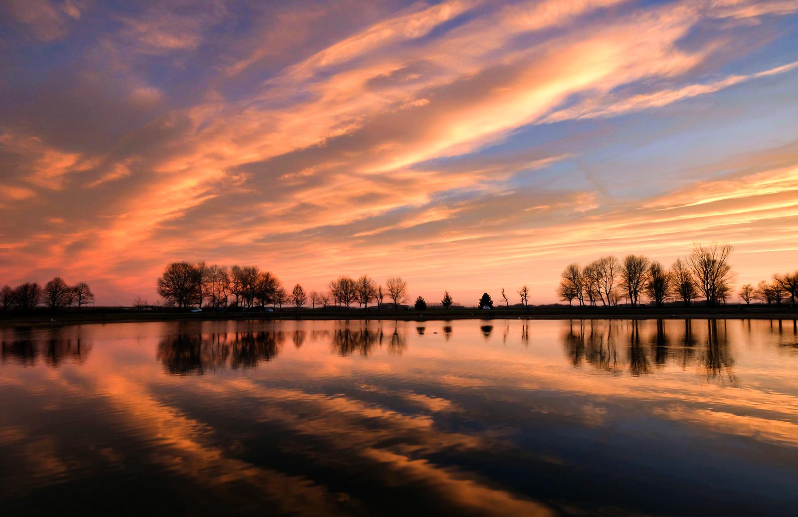 OLmo Lake...
