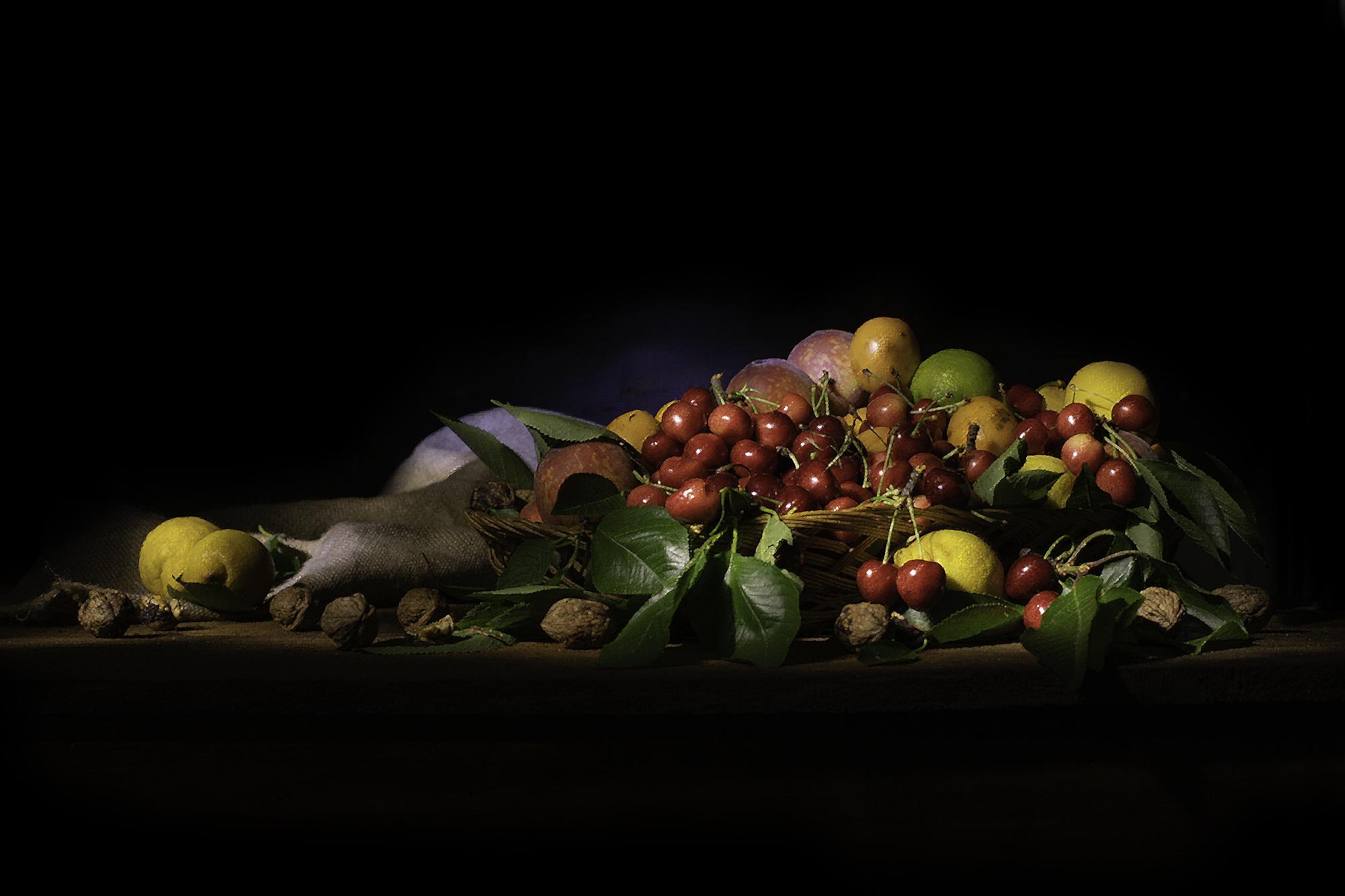Fruit basket...