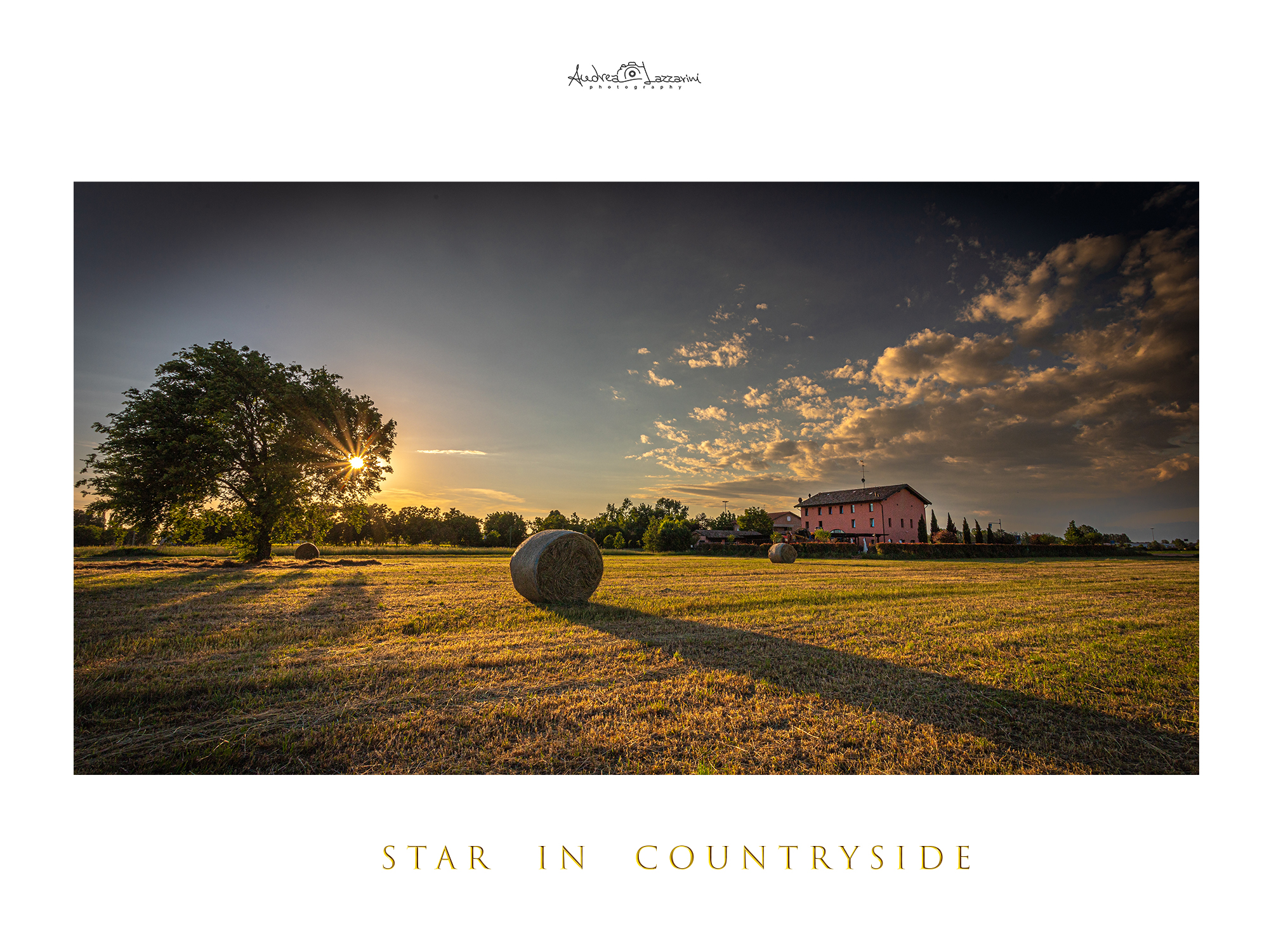 Star in Countryside...