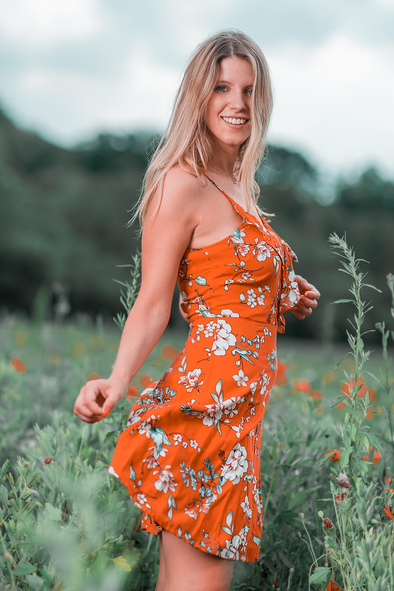 Ilaria - poppies...