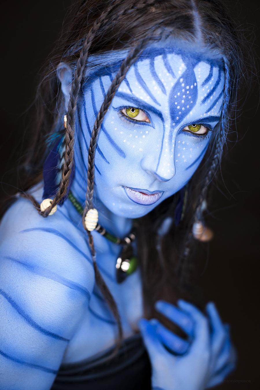 Avatar Facepaint...