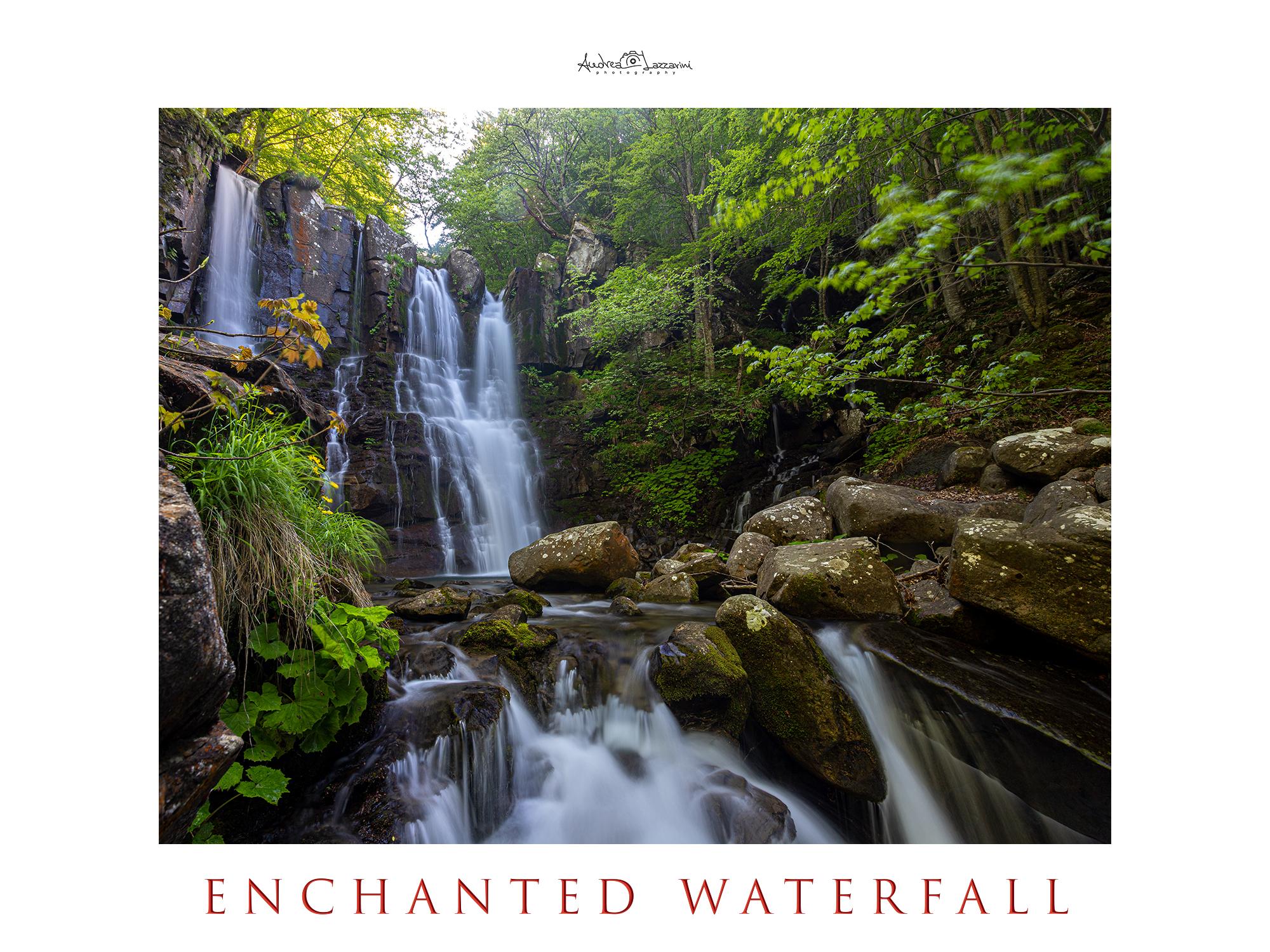 Enchanted Waterfall...