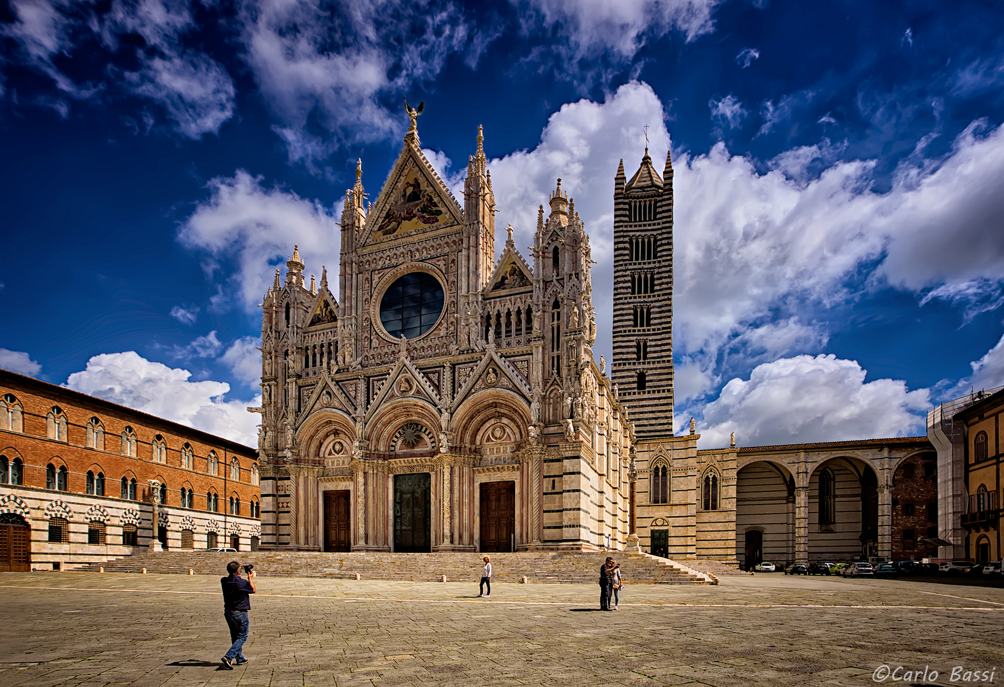 Siena, the Cathedral...