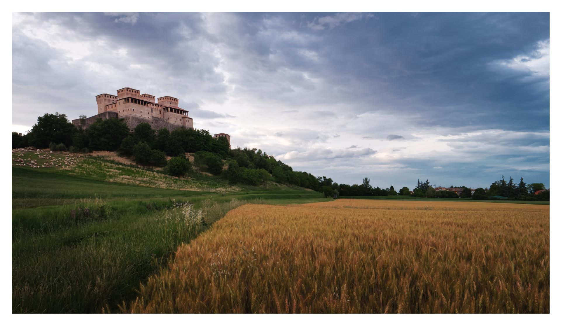 Castello di Torrechiara (Parma)...