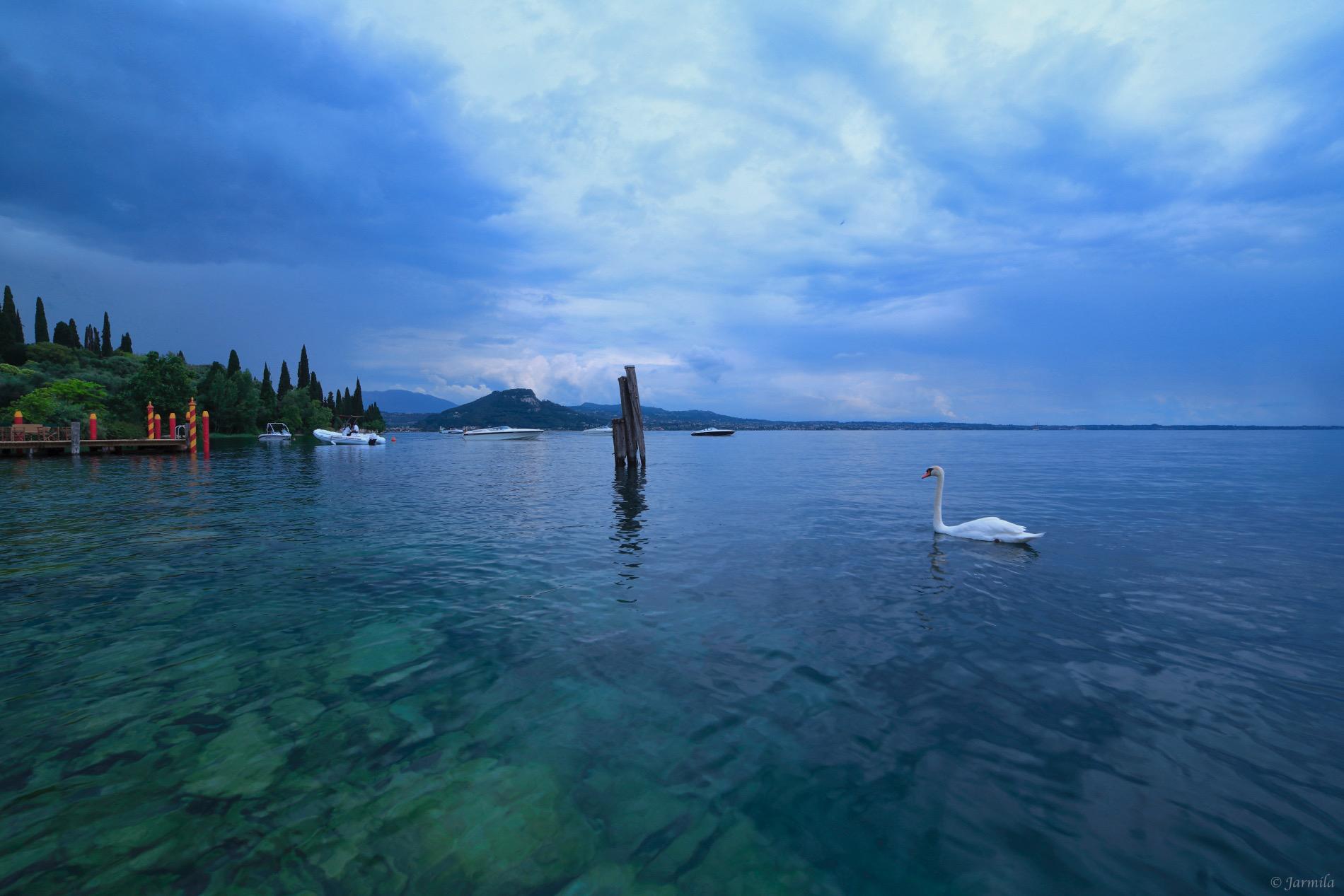 L'incantesimo del lago...
