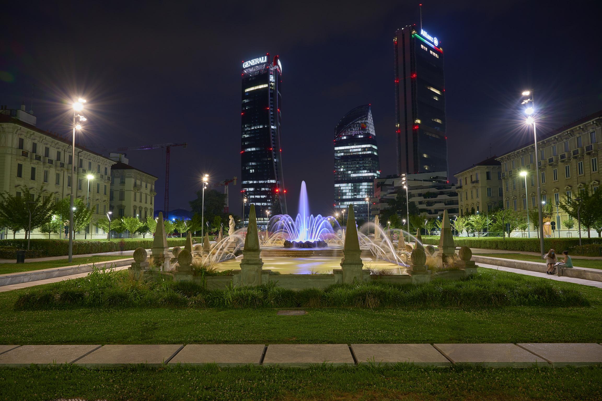 Milan CityLife...