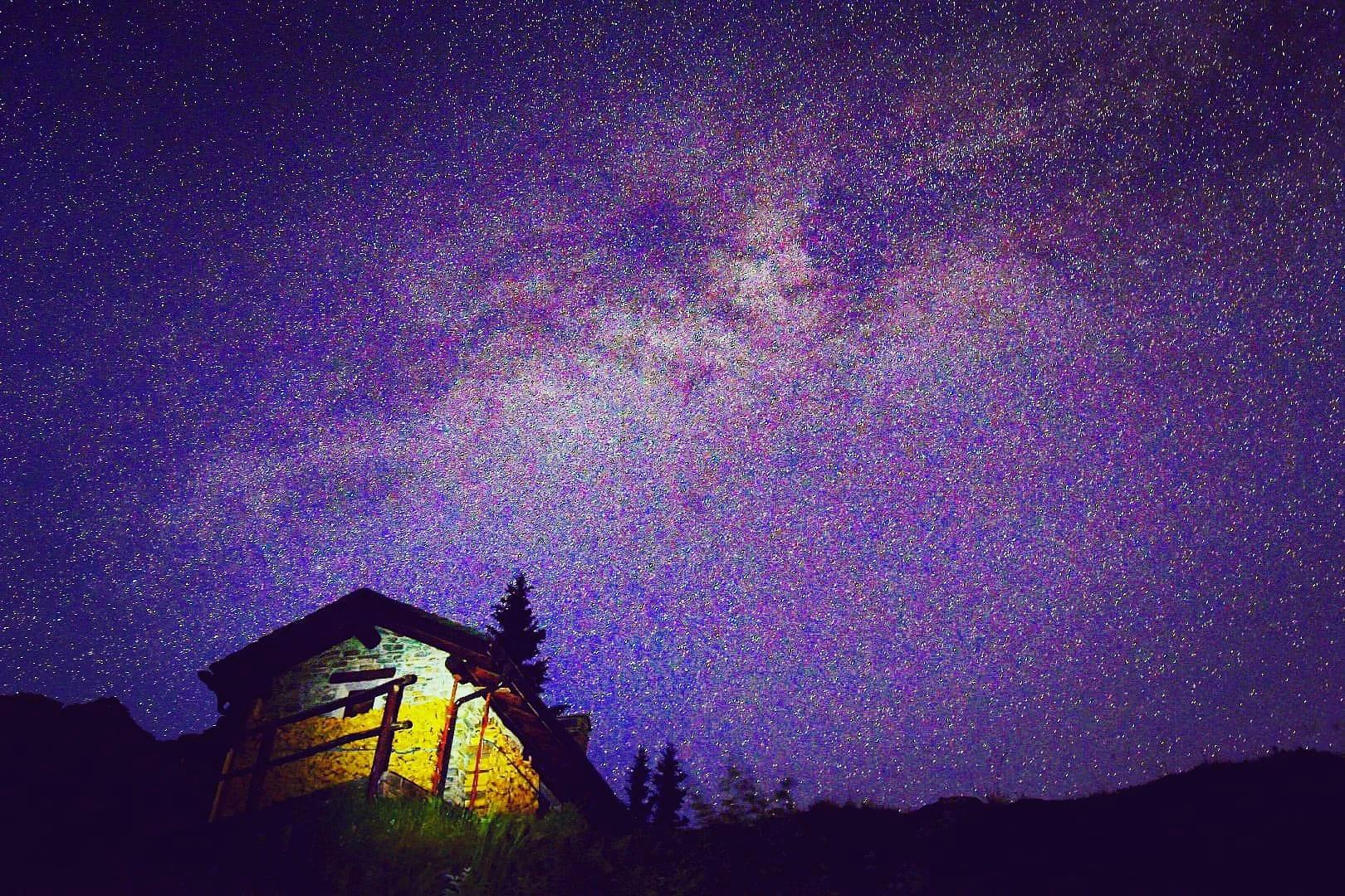 Il fascino della notte...