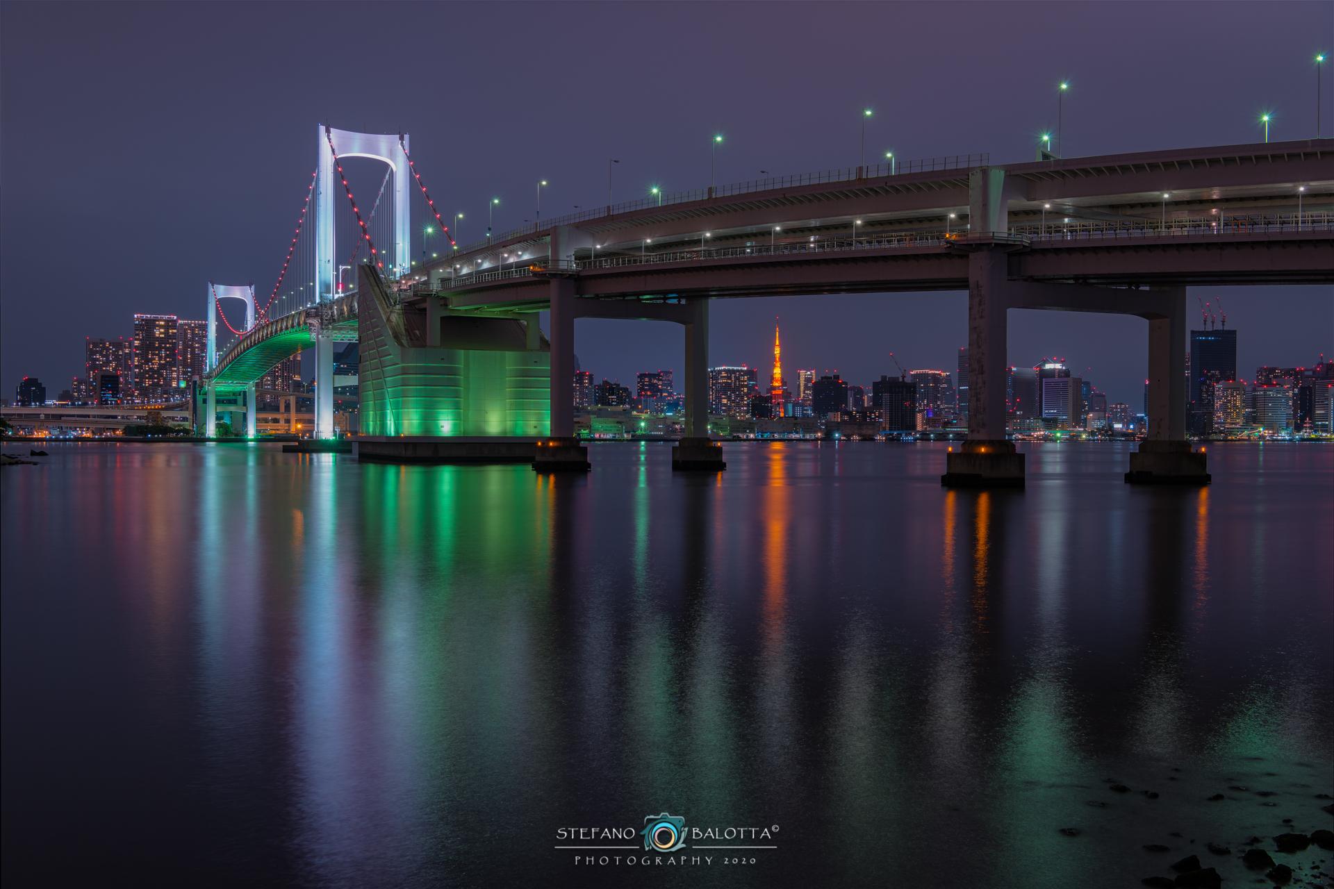 The Rainbow Bridge...