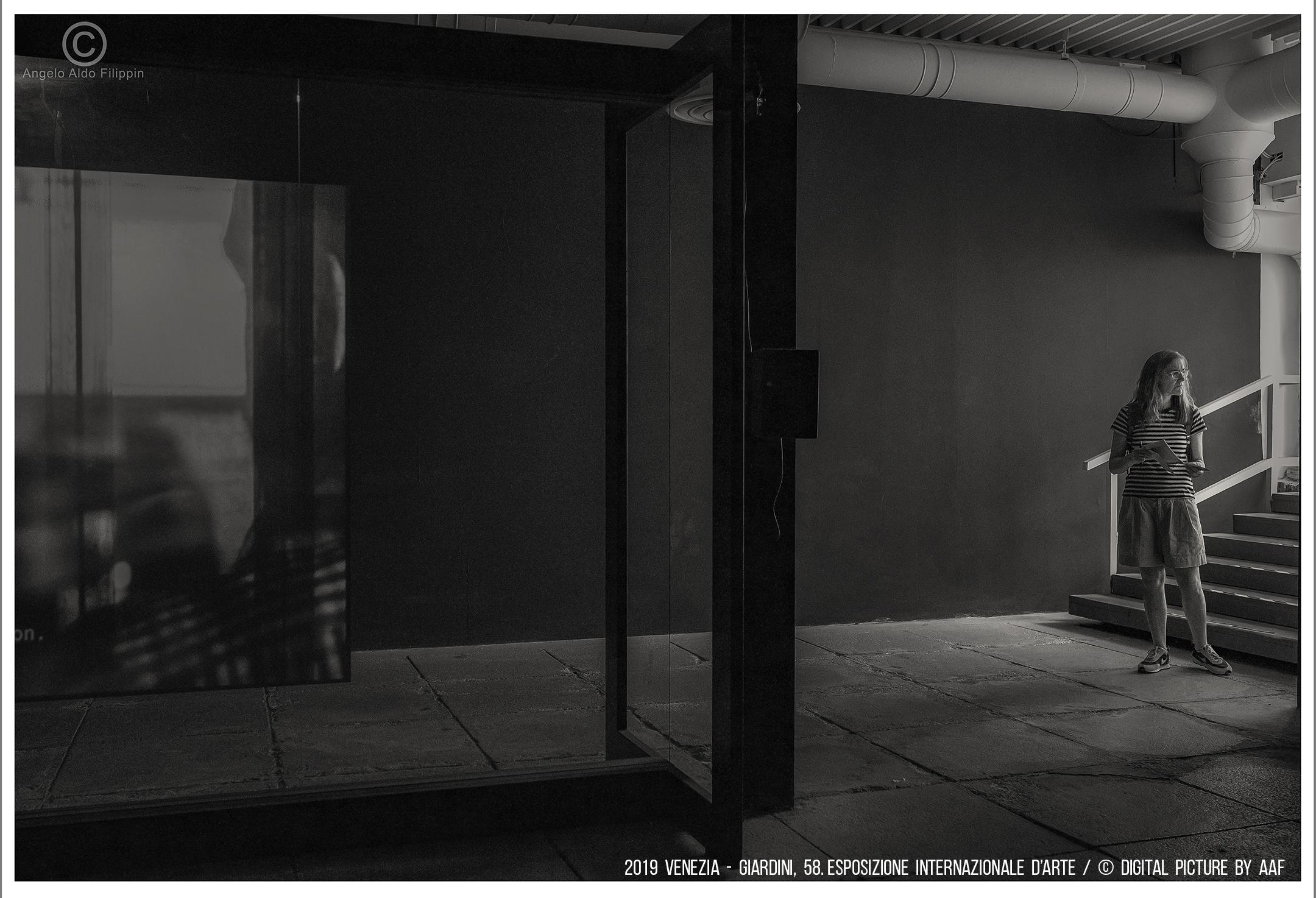 2019 Venezia, Giardini-58. Esposizione Intern. d'Arte...