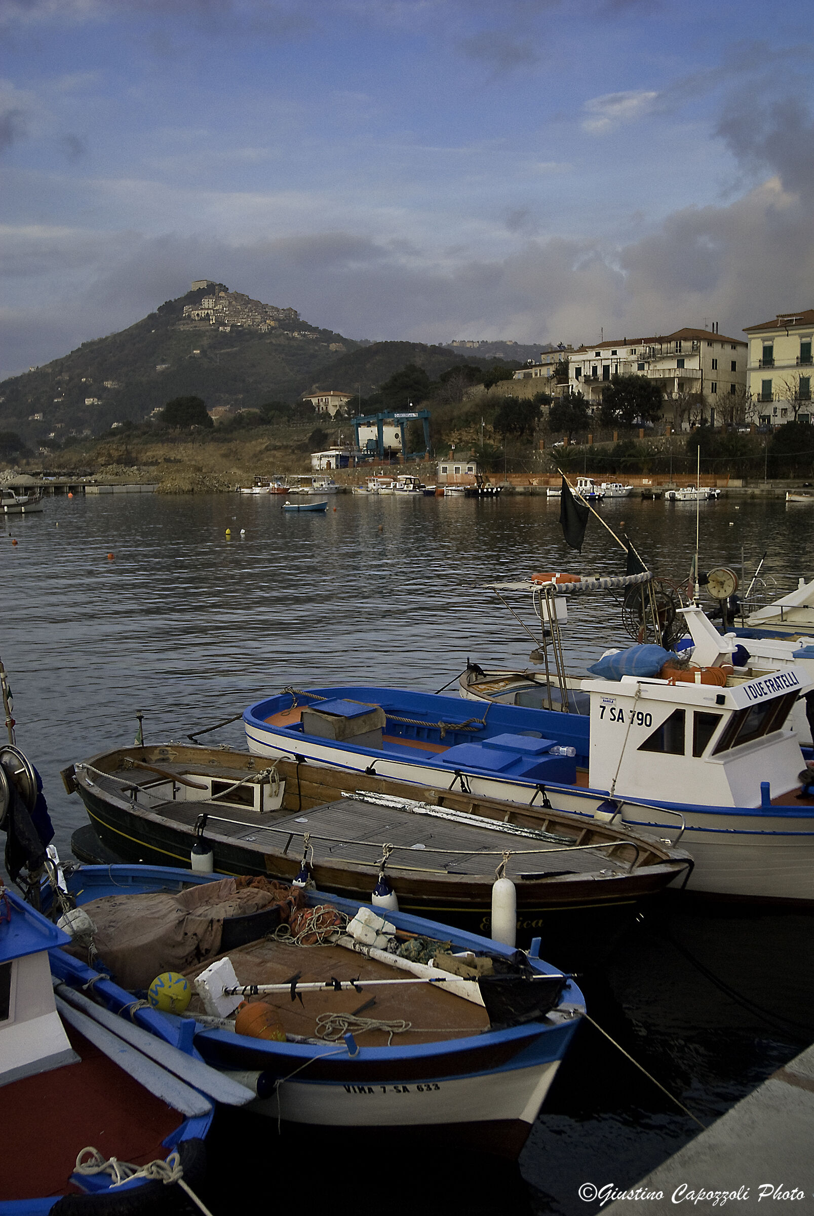Saint Mark of Castellabbate...