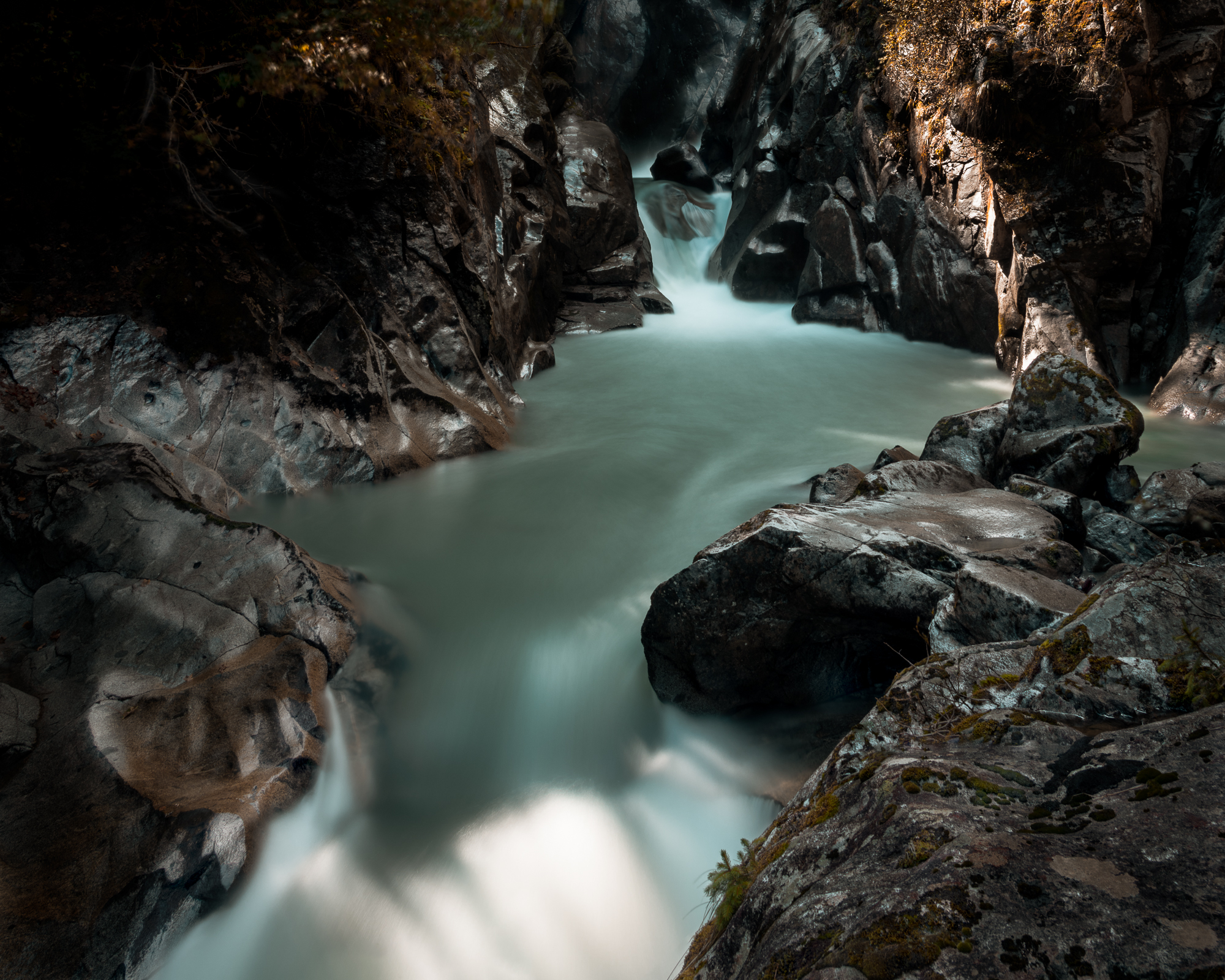 Nature flow...
