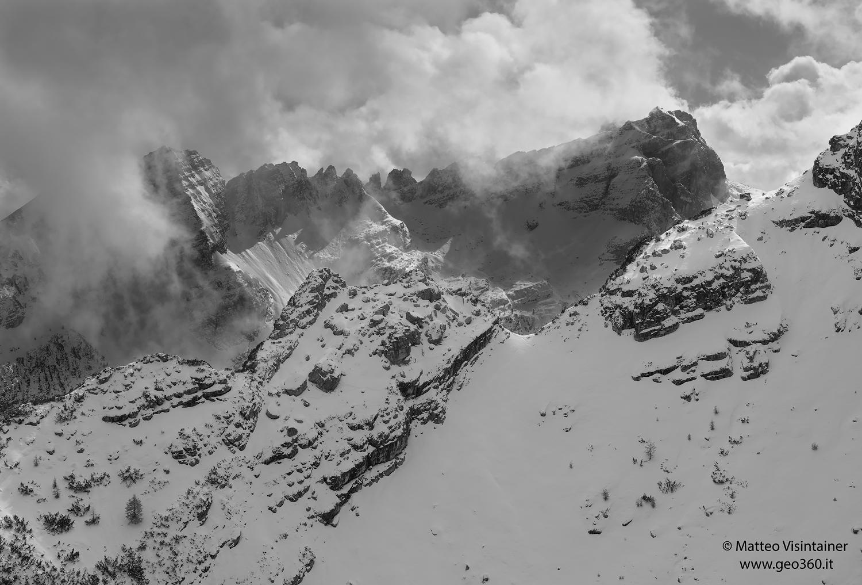 Loverdina Peak ...