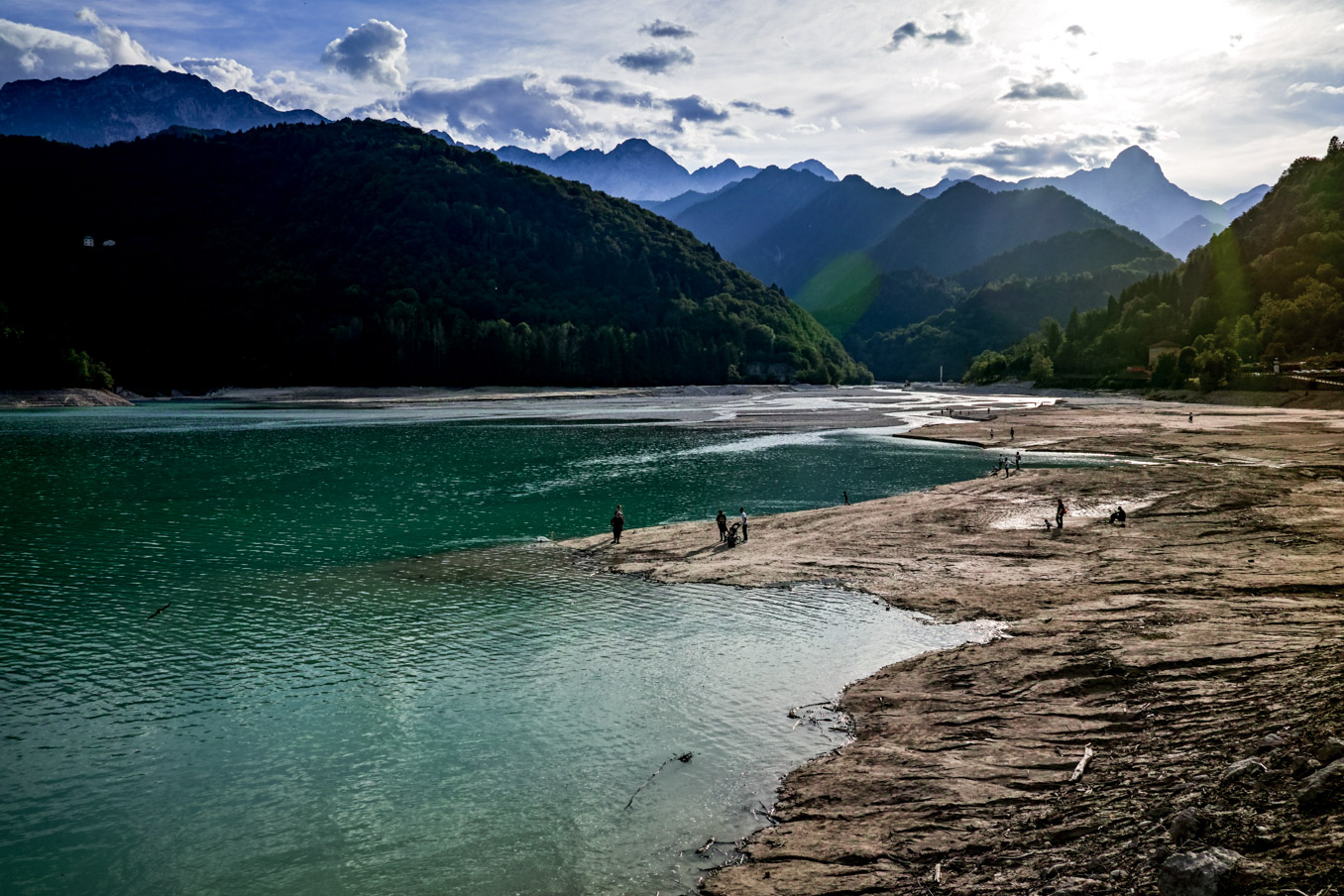 Lake Barcis...