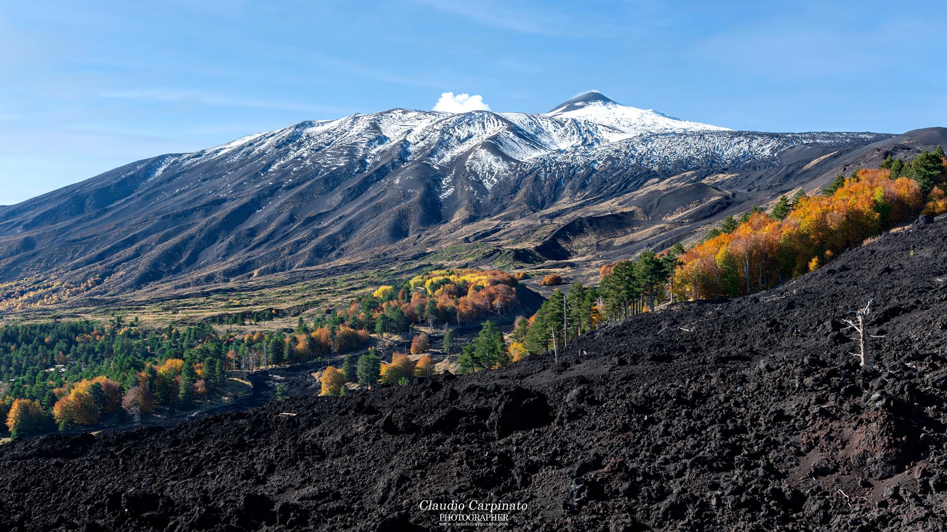 Autumn Etna...