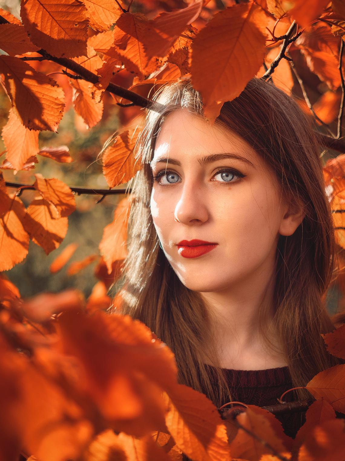 Autumn frame...