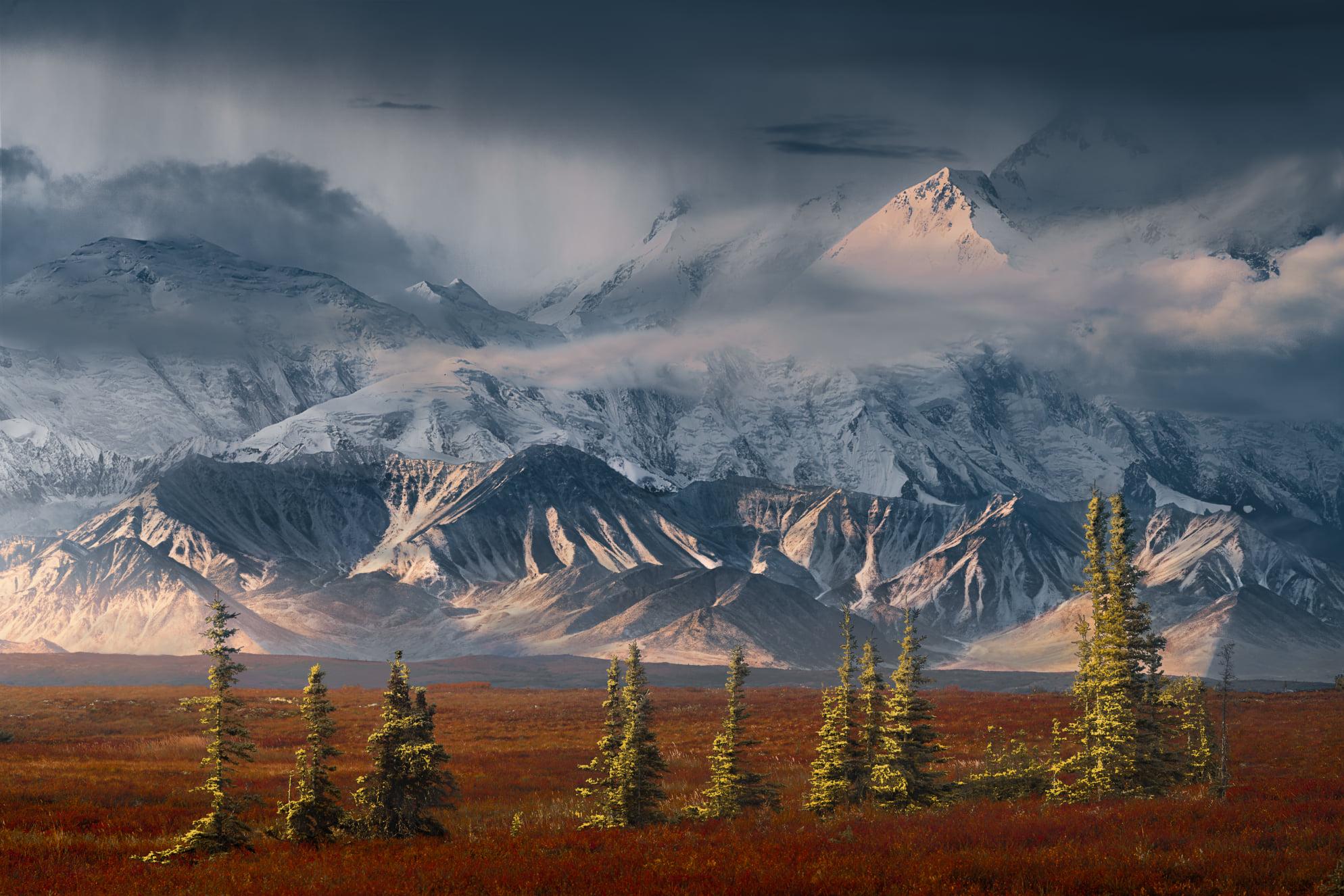 Alaska, autumn....