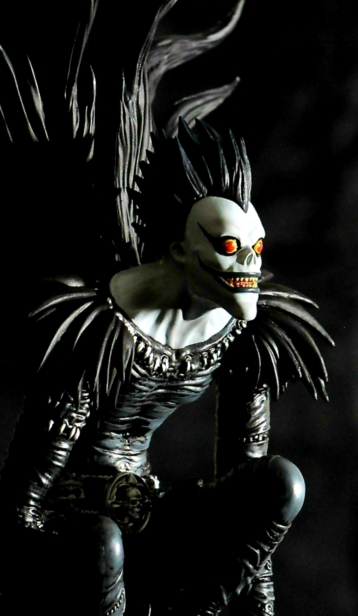 Ryuk from Deathnote Collection - full low key...